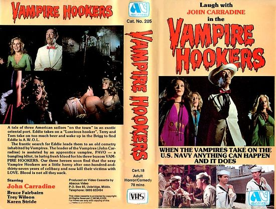Vampire Hookers movie