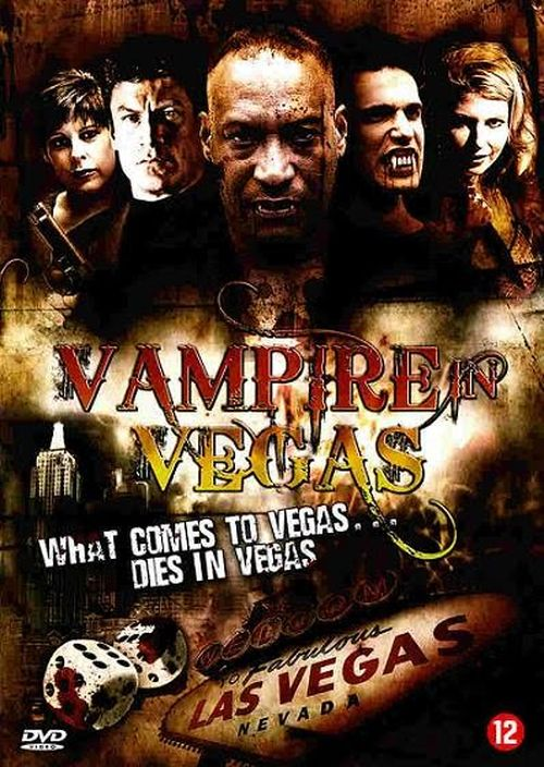 Vampire in Vegas movie
