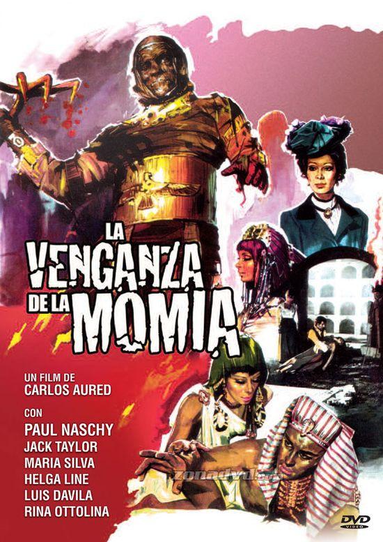 Vengeance of the Mummy movie
