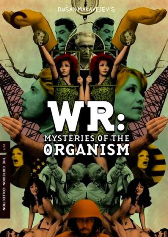 WR: Mysteries of the Organism movie