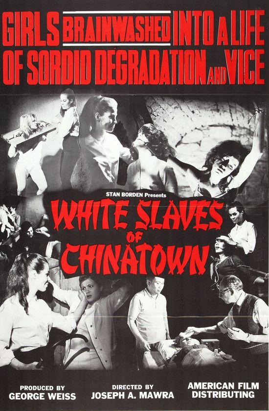White Slaves Of Chinatown movie