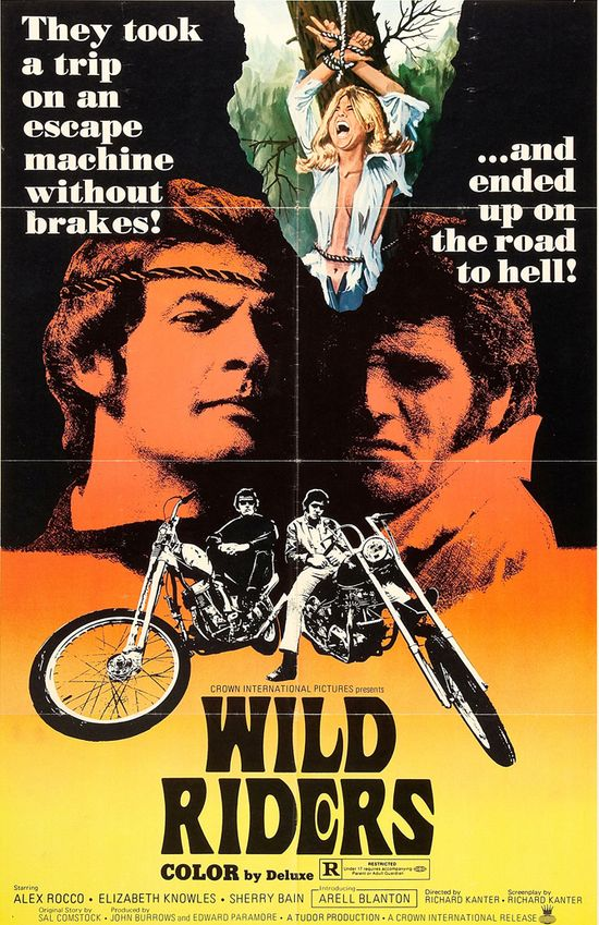 Wild Riders movie