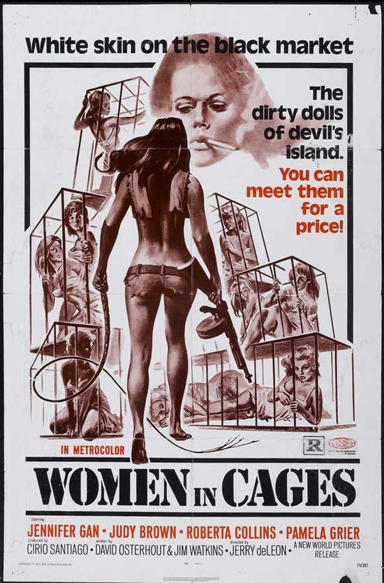Women in Cages movie