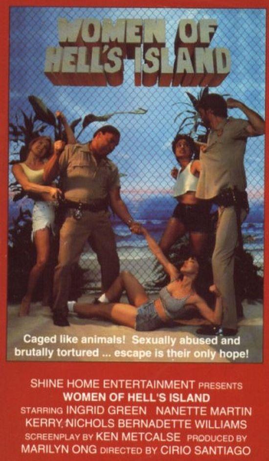 Women of Hell's Island movie
