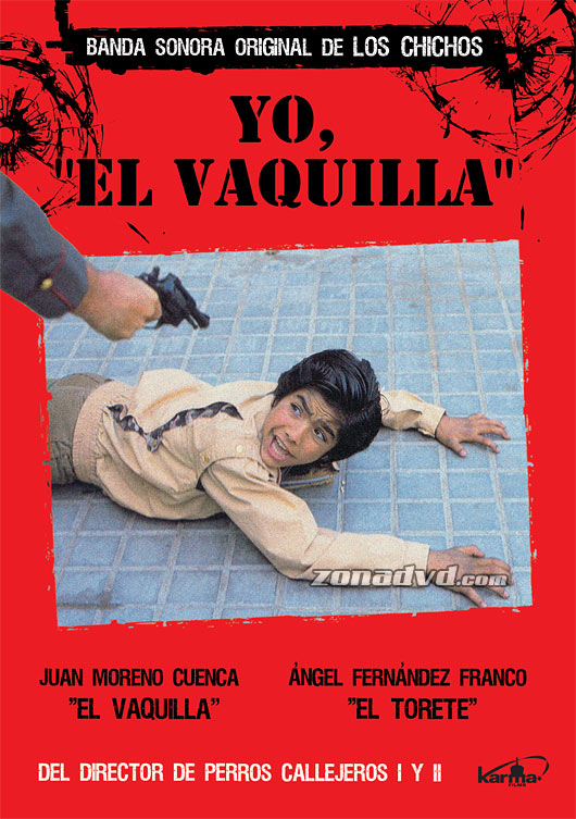 Yo, 'El Vaquilla' movie