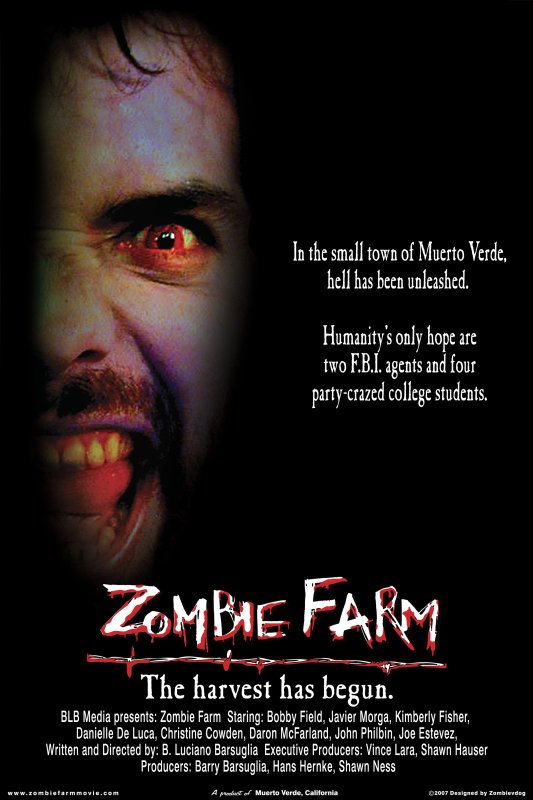 Zombie Farm movie