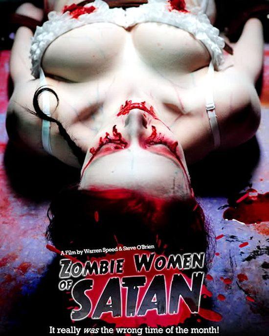 Zombie Women of Satan movie
