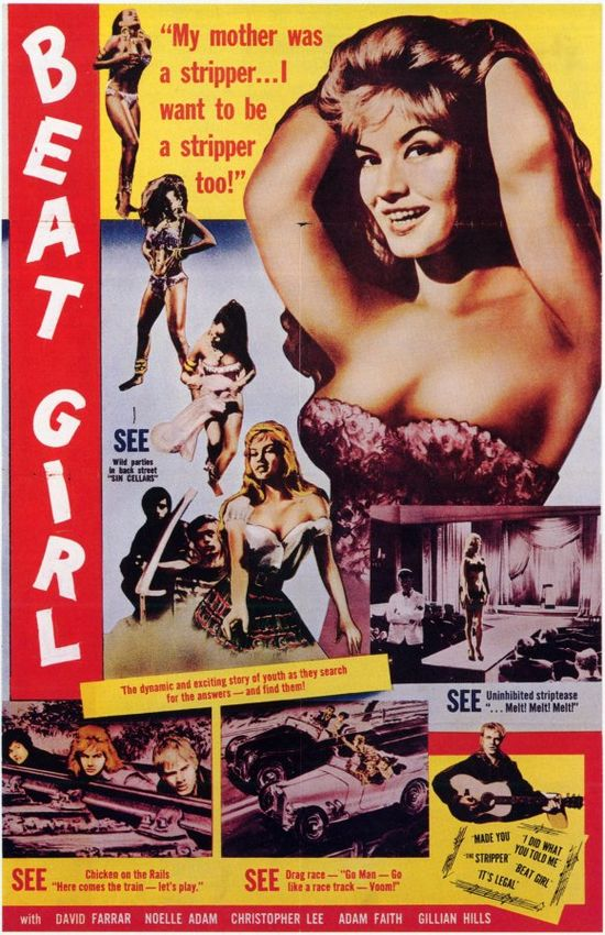Beat Girl movie