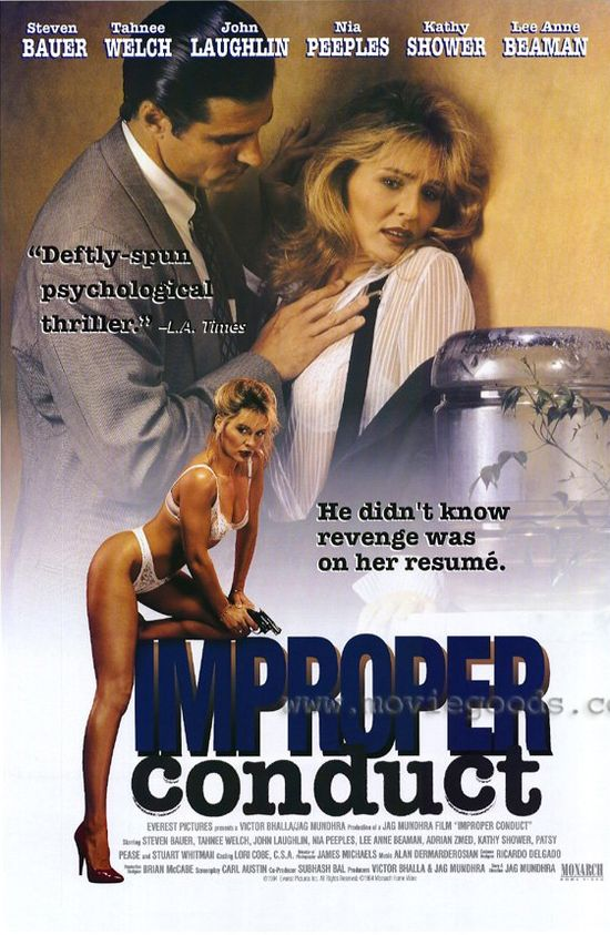 Improper Conduct movie