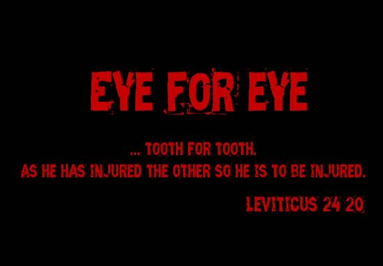 Eye for Eye movie