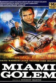 Miami Golem movie