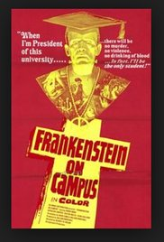 Dr. Frankenstein on Campus movie