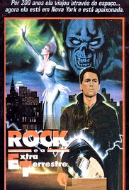 Rock and the Alien movie