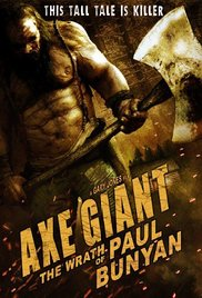 Axe Giant: The Wrath of Paul Bunyan movie