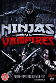 Ninjas vs. Vampires movie