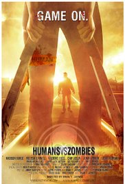Humans vs Zombies movie