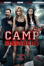 Camp Massacre movie