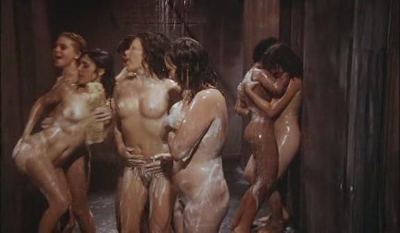 lesbian sex behind bars