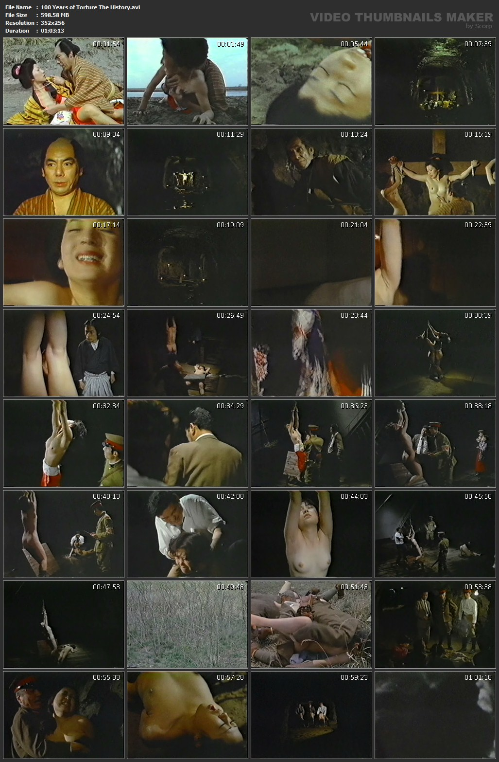 Porn medieval female torture pornos vids