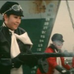 Delinquent Girl Boss: Ballad of the Yokohama Hoods  movie