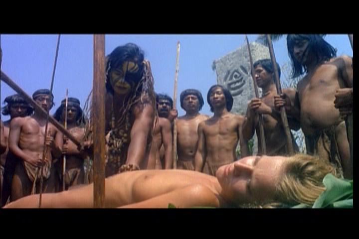 порно фильм остров заключенных