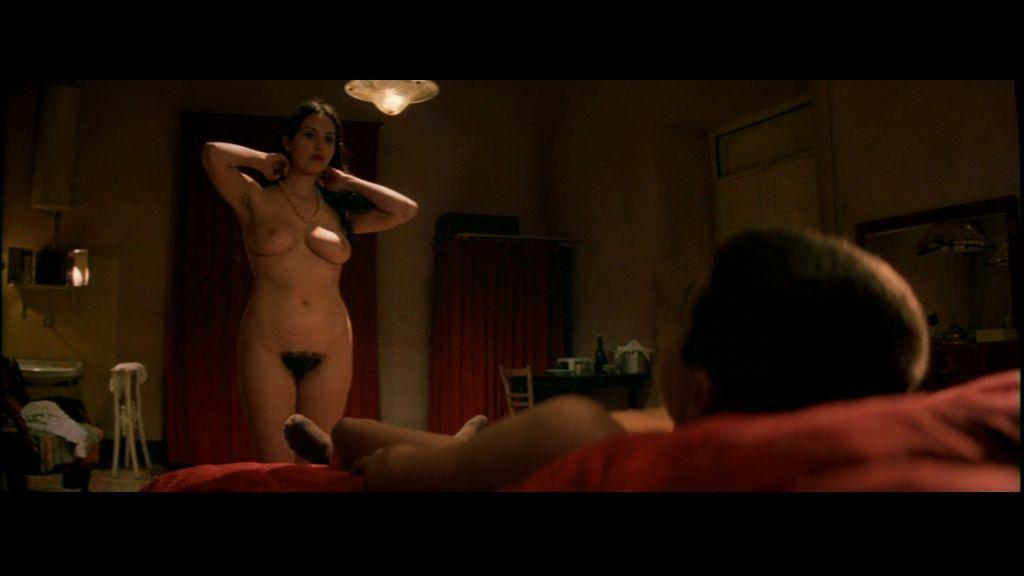 Malena nude scene