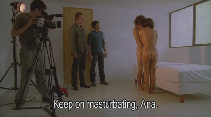 daniel and ana nude