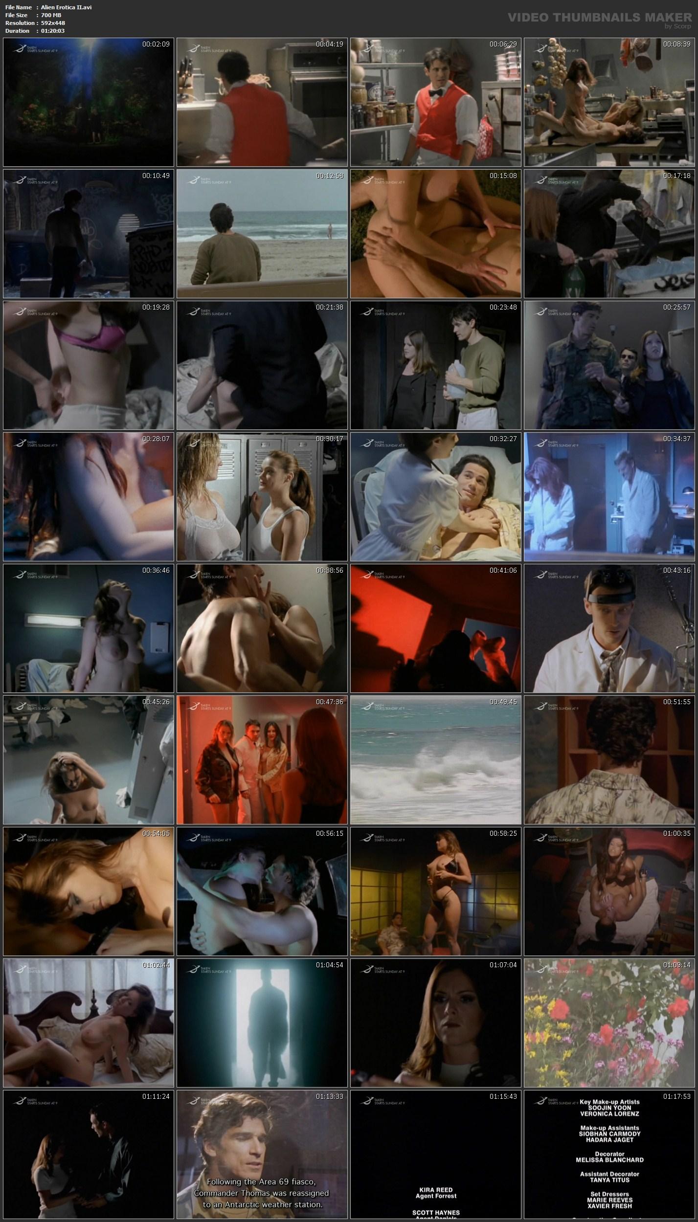 Sex files alien erotica download