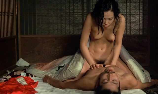 In the realm of the senses sex scenes