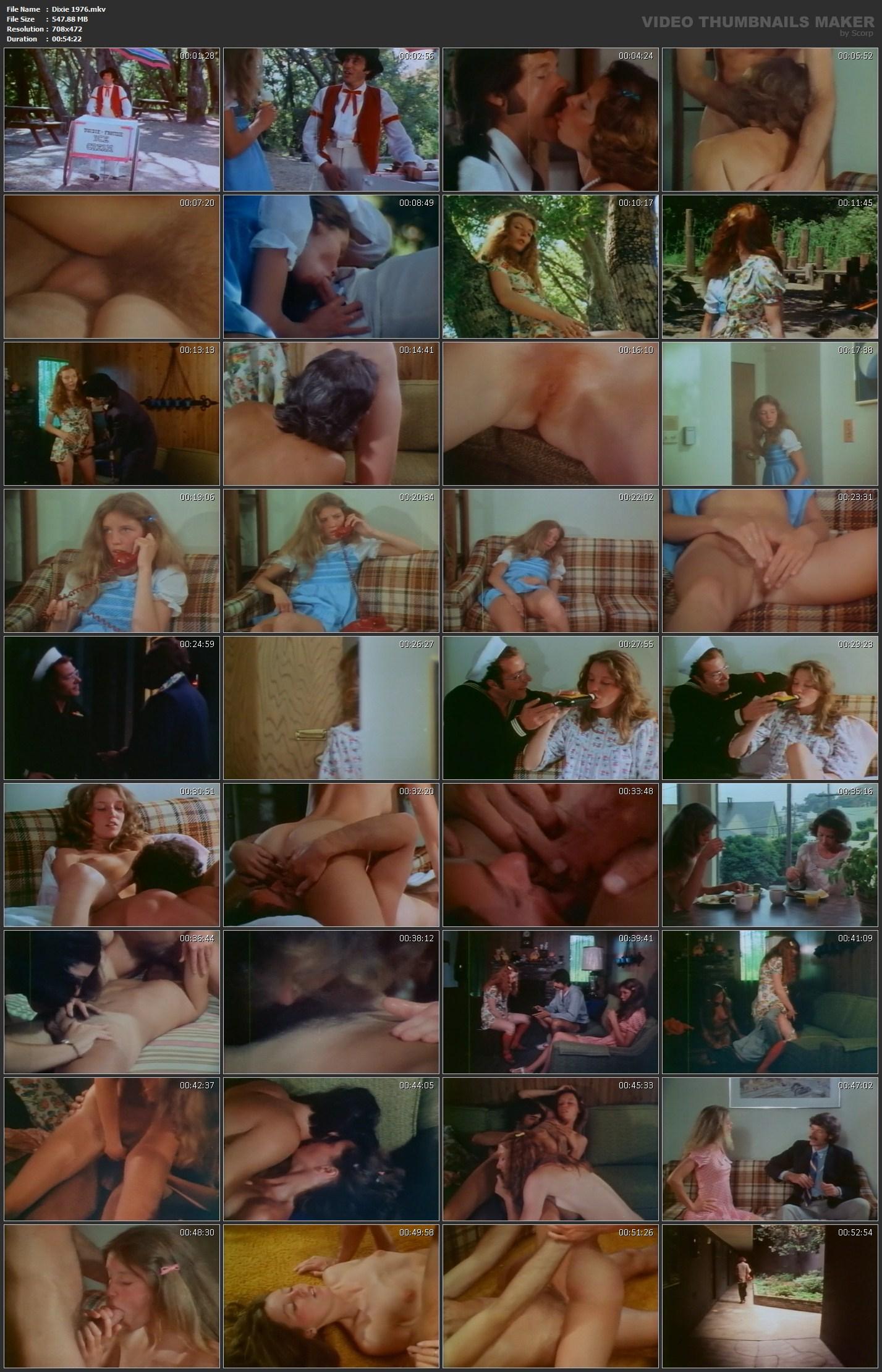 Dixie porn movie