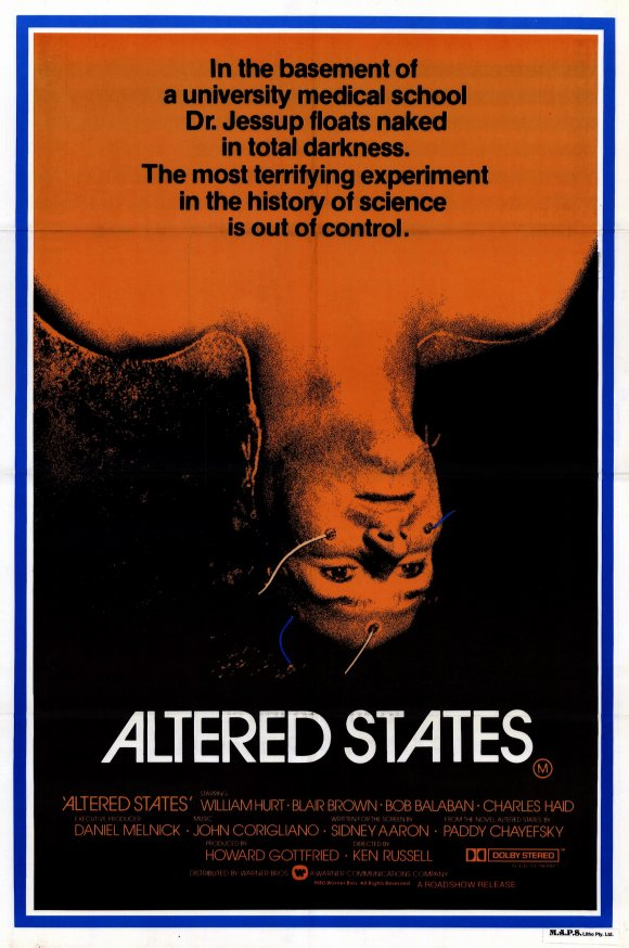 Altered States movie