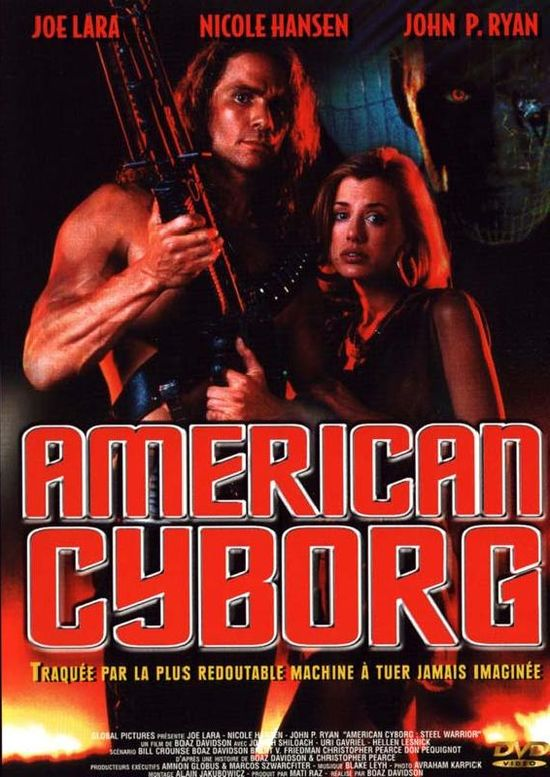 American Cyborg: Steel Warrior movie