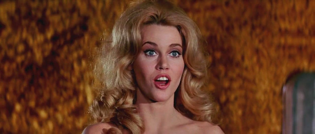 The images jane fonda as barbarella naked real sex pussy