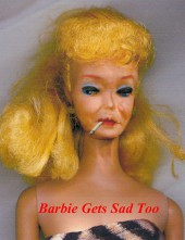 Barbie Gets Sad Too