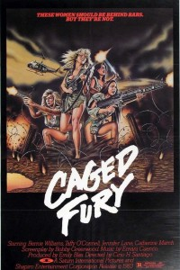 Caged Fury (1983)