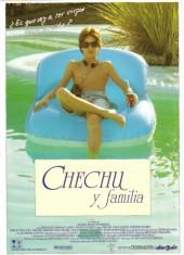 Chechu y familia 1992