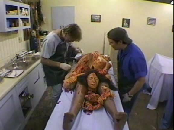cheerleader autopsy dvd: