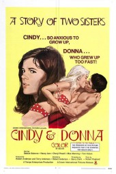 Cindy and Donna aka Cindy et Donna 1970
