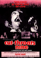 Cut-Throats Nine AKA Condenados a vivir