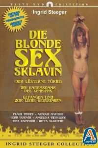 Die blonde Sex Sklavin