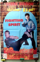 Fighting Spirit AKA King of the Kickboxers 2 (1992)