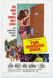 For Singles Only 1968