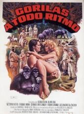 Freddie of the Jungle AKA Gorilas a todo ritmo 1981