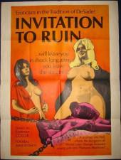 Invitation to Ruin 1968