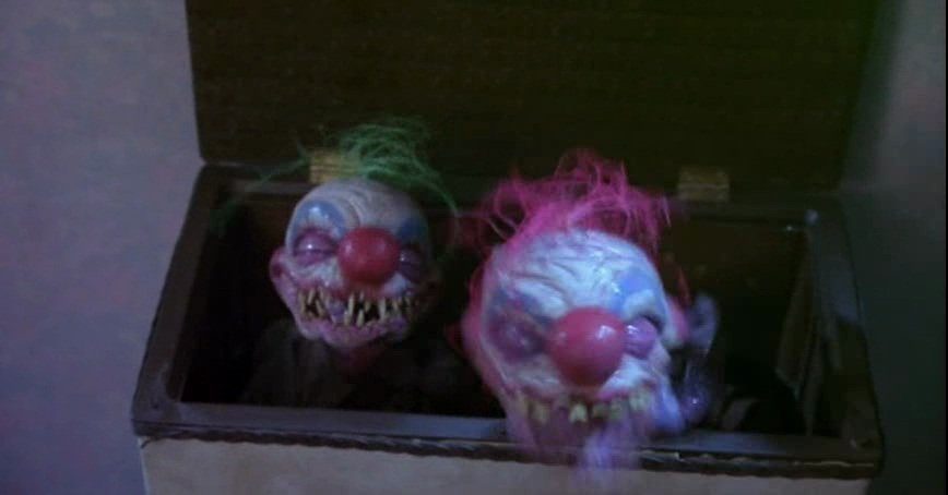 Killer klowns from outer space 1988 download movie for Killer klowns from outer space