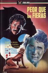 Peor Que Las Fieras 1976