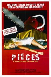 Pieces AKA Mil gritos tiene la noche 1982