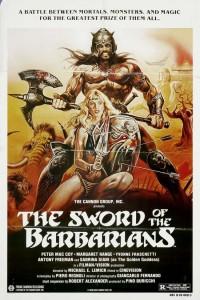 Sangraal Barbarian Master