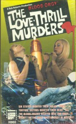 Sweet Savior (The Love Thrill Murders)