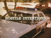 Hostile Intentions 1996